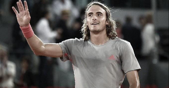 Tsitsipas surpreende Nadal e está na final do Masters 1000 de Madrid