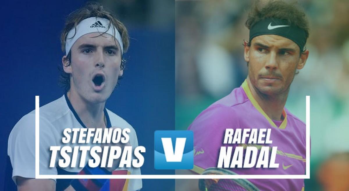 ATP Barcelona: Tsitsipas vs Nadal, la gran final