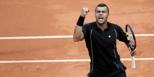 French Open: Tsonga Rallies To Defeat Berdych In Four Sets To Reach Quarterfinals