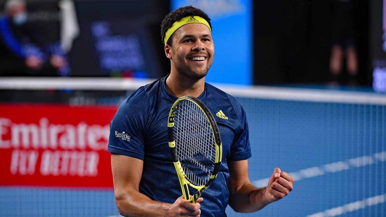 ATP Marseille: Jo-Wilfried Tsonga edges Feliciano Lopez in three-set thriller