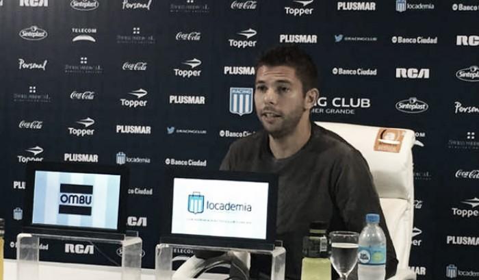 """Leandro Grimi: """"Tenemos un desafío más"""""""