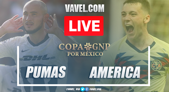 Pumas vs América: LIVE Stream and Updates (0-0): game starts!