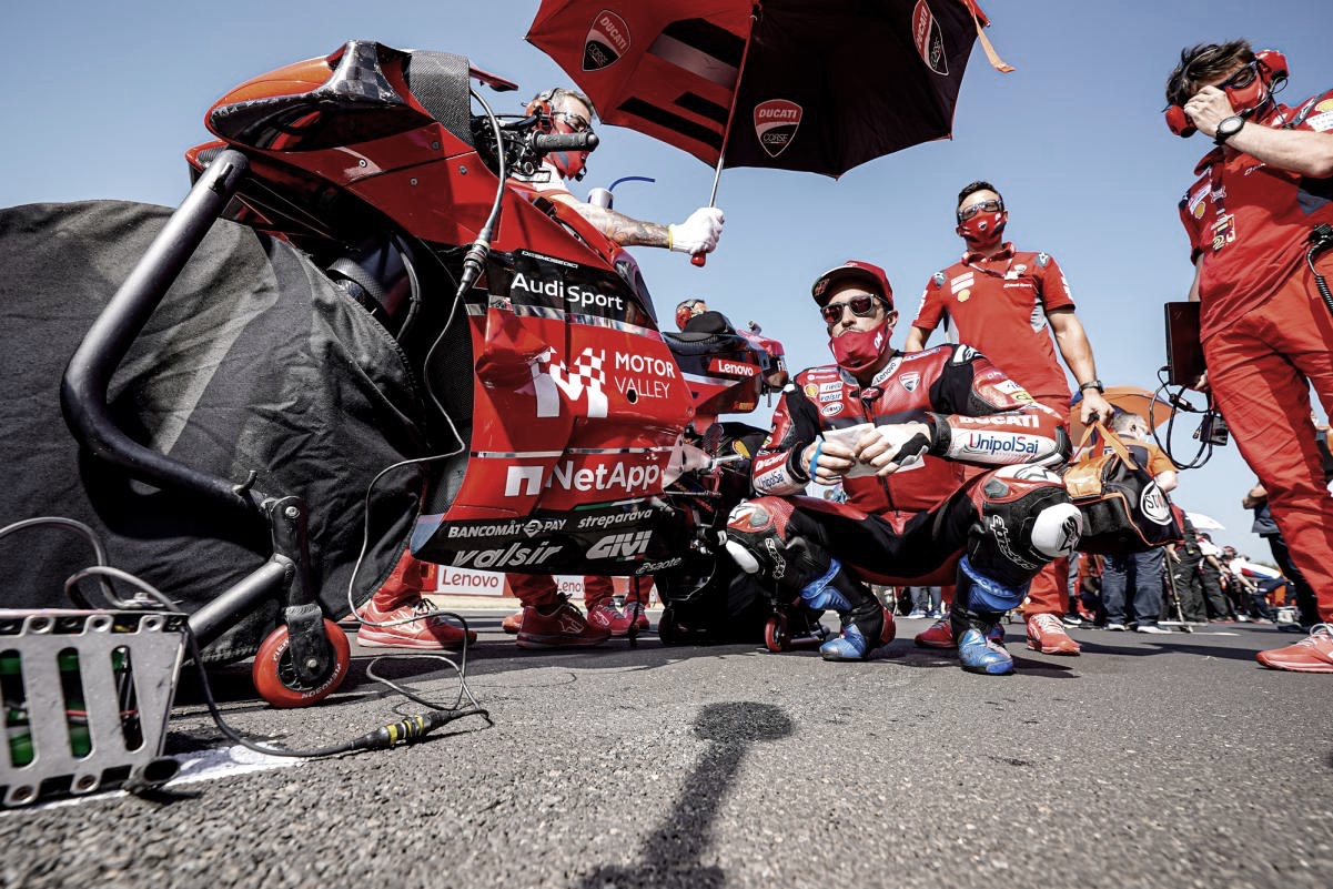 Previa Ducati GP de Emilia-Romaña