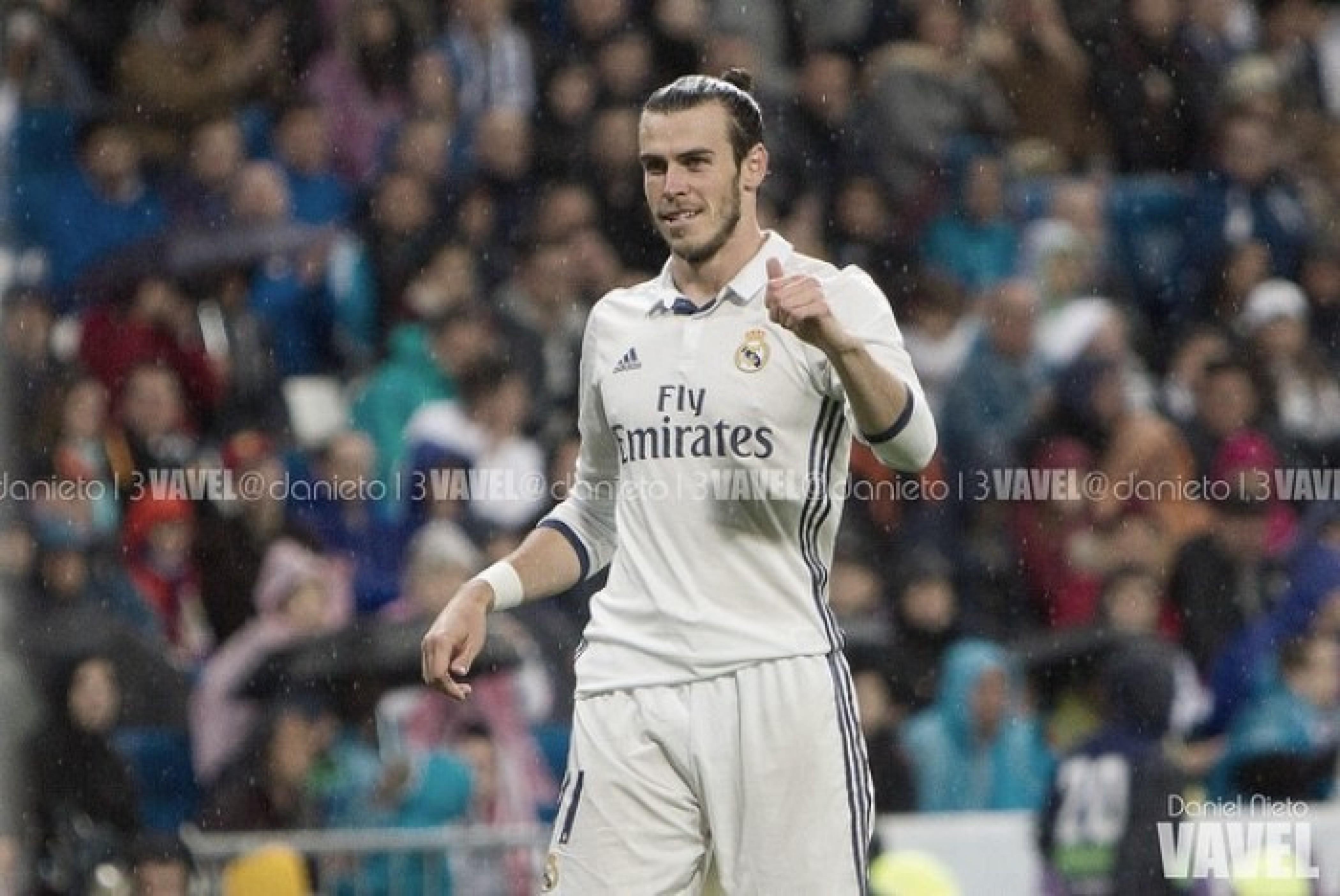 Bale, jugador cinco estrellas de Mahou