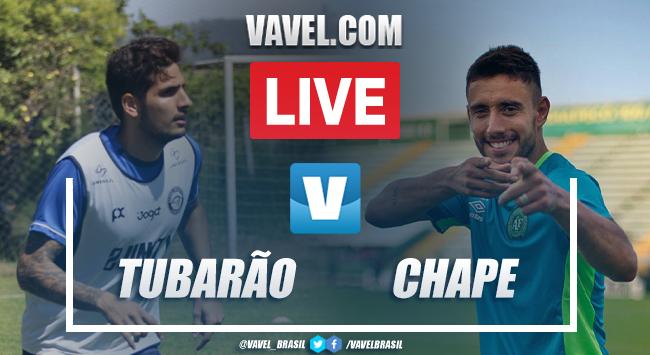 Gols e melhores momentos Tubarão 1x3 Chapecoense pelo Campeonato Catarinense 2020