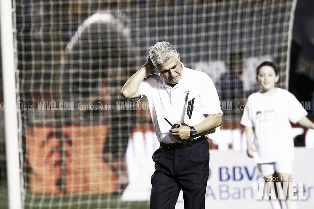 """Ricardo Ferretti: """"Todavía no estoy satisfecho"""""""