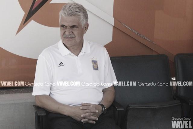 """Ricardo Ferretti: """"Ahora todo el mundo habla bien de Nahuel"""""""