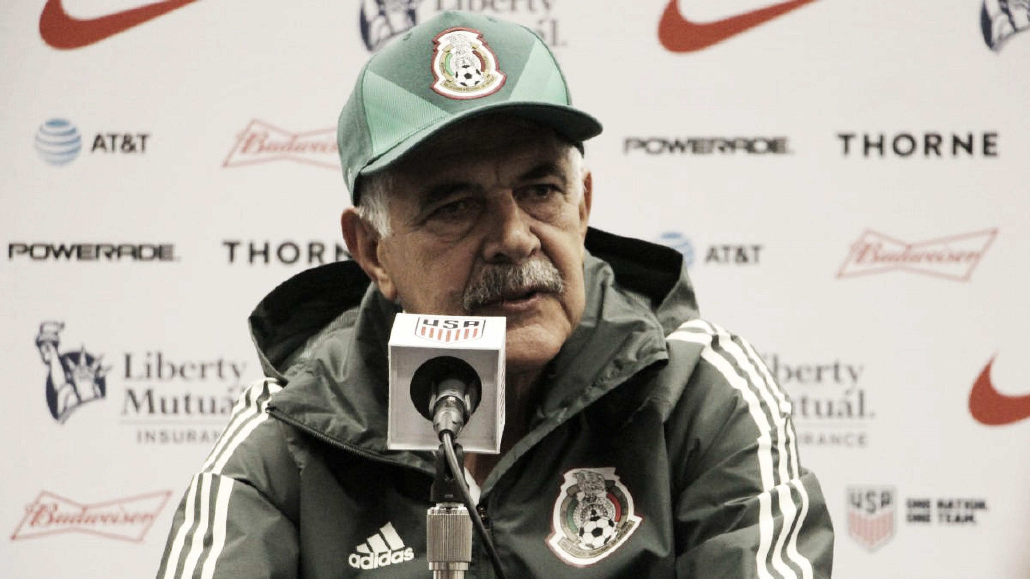 """Ferretti: """"Si me llego a quedar en la selección, tienen que convencer a Tigres"""""""
