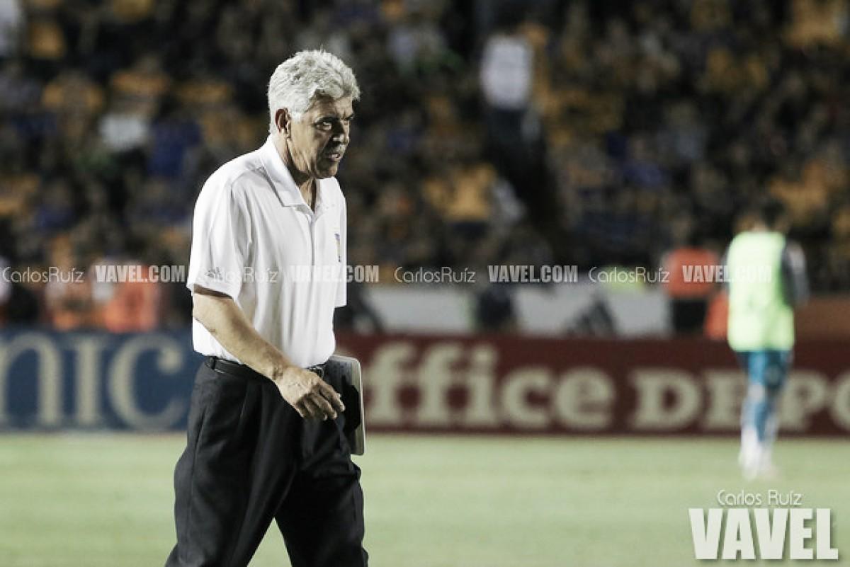 Ricardo Ferretti asume la responsabilidad de la eliminación
