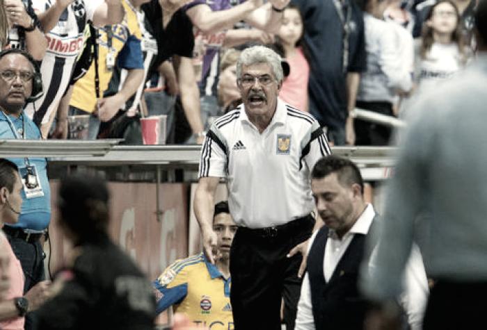 El 'Tuca' no comparte la medida del estadio de Monterrey