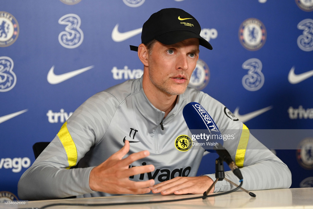 The five key quotes from Thomas Tuchel's pre-Arsenal press conference