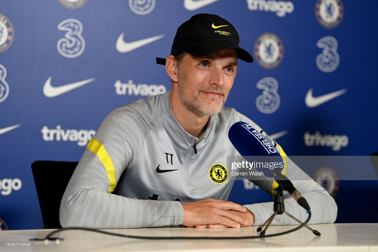 The five key quotes from Thomas Tuchel's pre-Liverpool press conference
