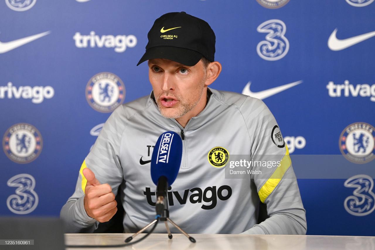 The five key quotes from Thomas Tuchel's pre-Aston Villa press conference