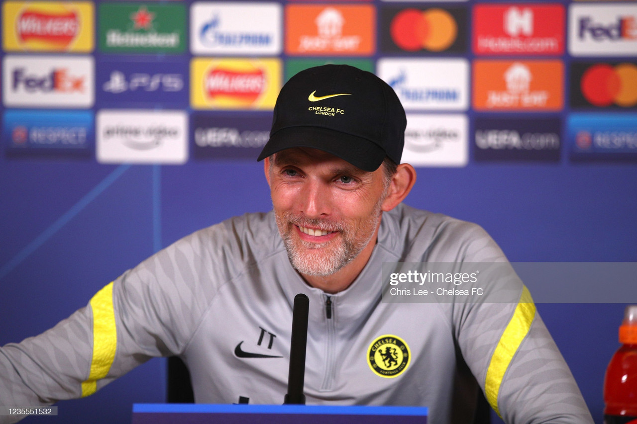 The five key quotes from Thomas Tuchel's pre-Juventus press conference