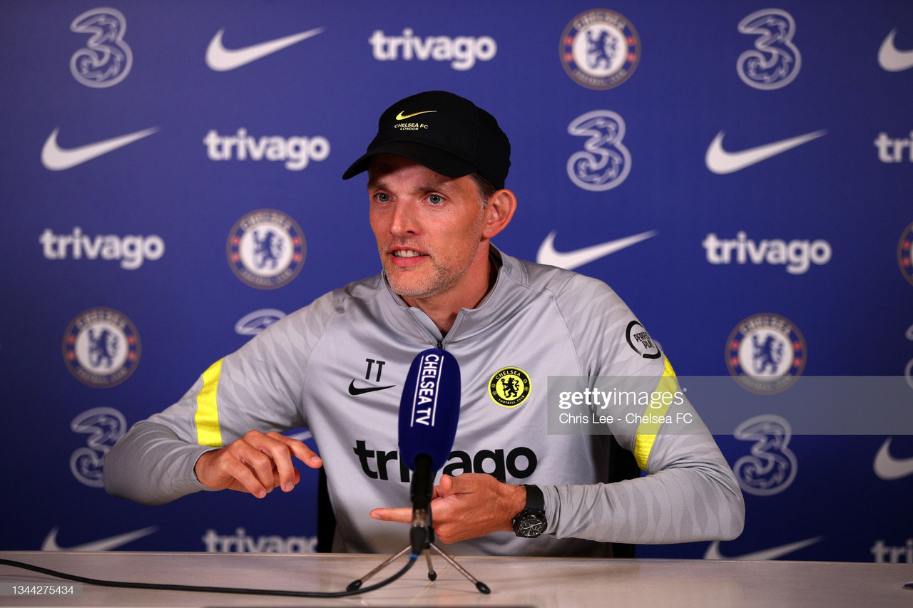The five key quotes from Thomas Tuchel's pre-Southampton press conference
