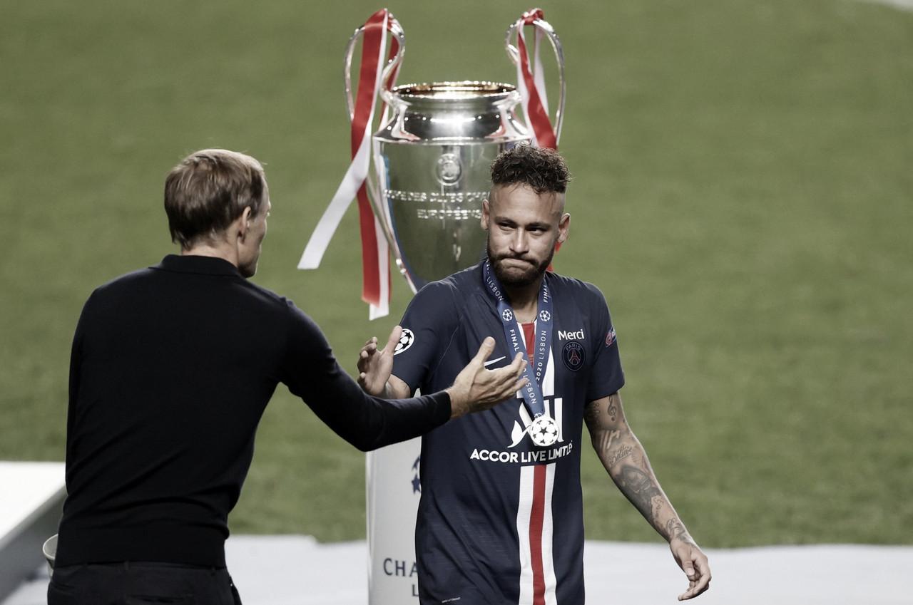"""Técnico do PSG, Tuchel lamenta: """"Se tivéssemos feito o primeiro gol, teríamos vencido"""""""