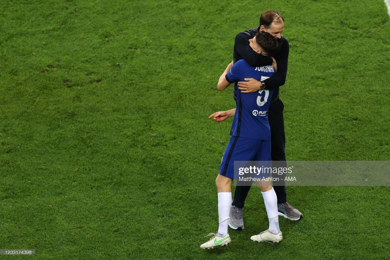 Chelsea Players Enjoy UEFA Awards Success