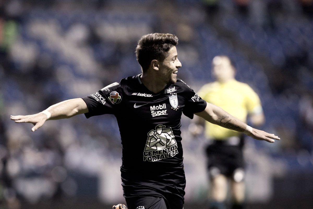 """Sebastián Palacios: """"Hacer 4 goles en un partido no sucede todos los días"""""""