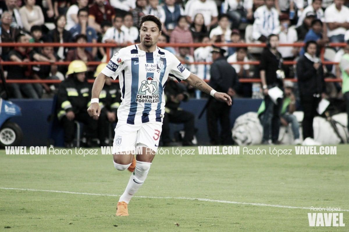 "Sebastián Palacios: ""Hoy quedó demostrado que le pasamos por encima a un rival que está peleando arriba"""