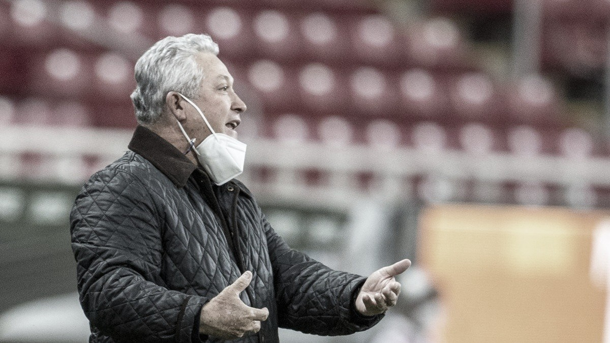 Víctor Manuel Vucetich no siente presión por Chivas