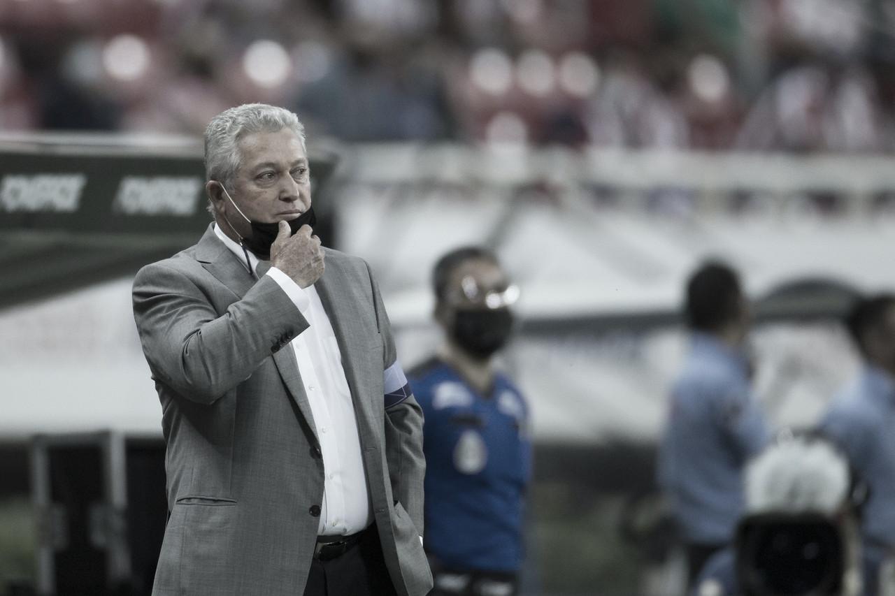 """Víctor Manuel Vucetich: """"Es una de las derrotas más dolorosas que he tenido"""""""
