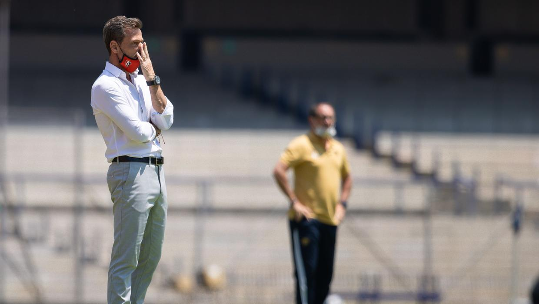 Diego Cocca le deja satisfecho empate ante Pumas