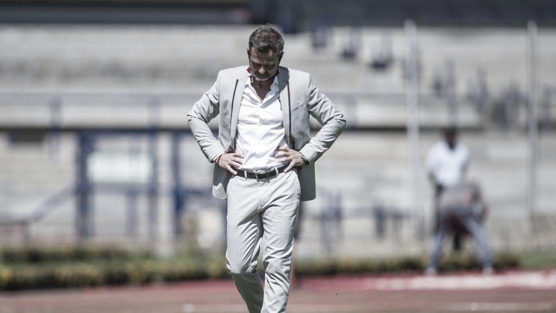 """Diego Cocca: """"Mi equipo no funciona"""""""