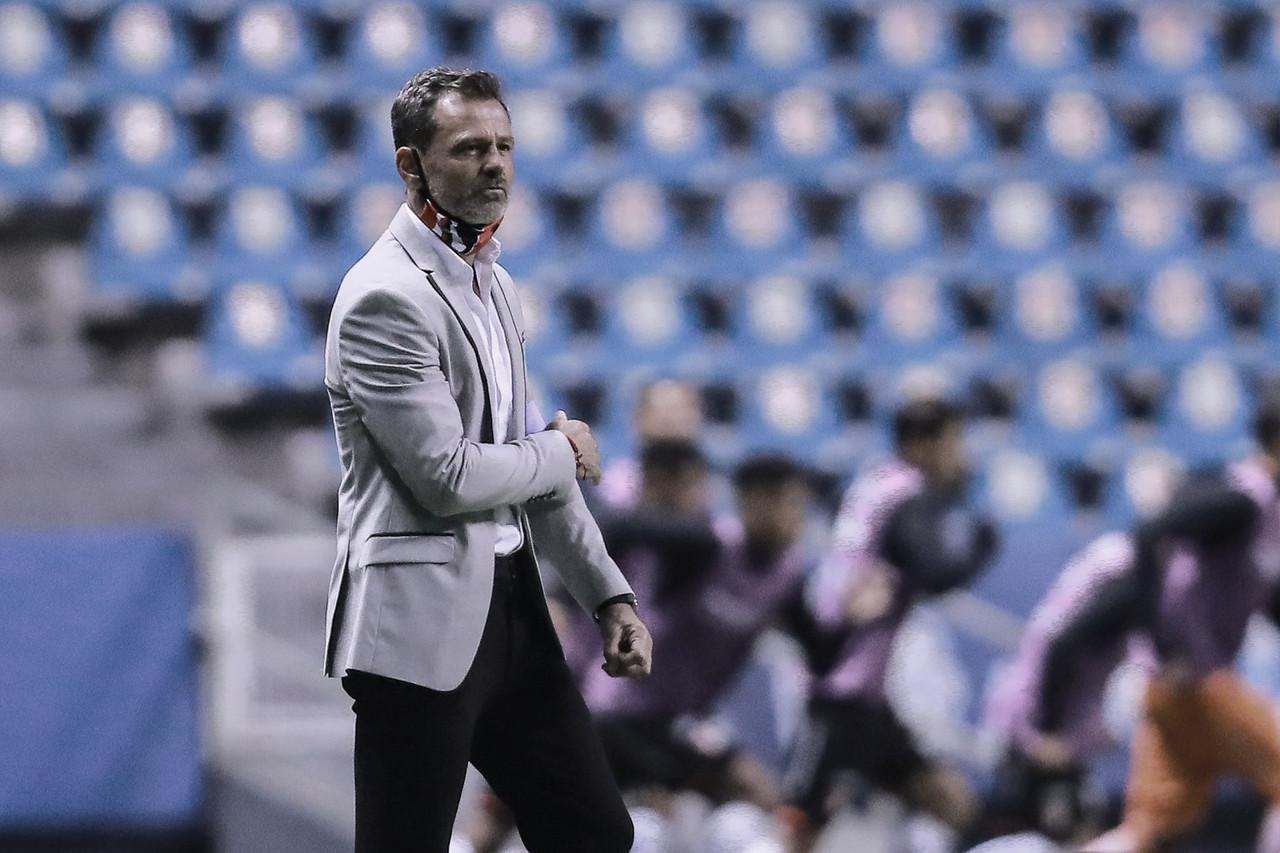 """Diego Cocca: """"Hoy la figura fue el equipo"""""""