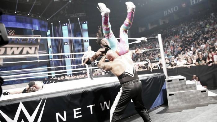 Resultados WWE Smackdown 2 de junio