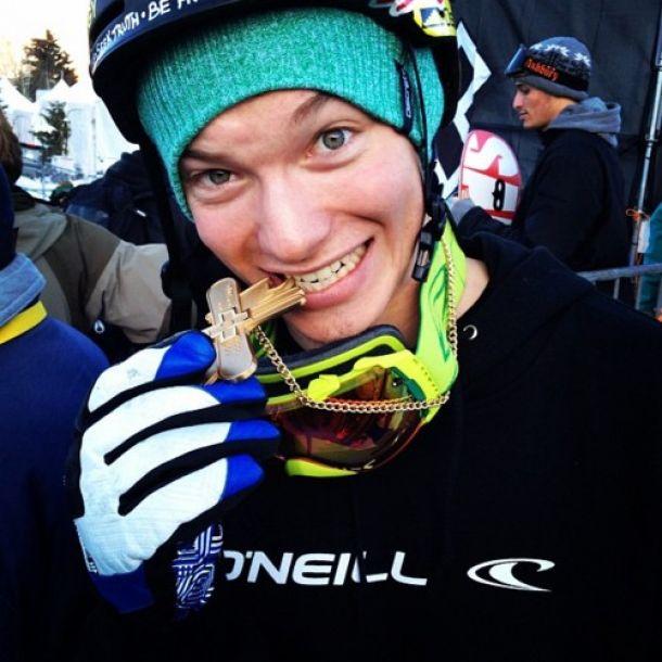 Men's Ski Halfpipe: trionfo di David Wise