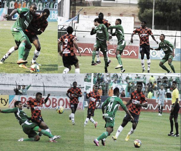 Historial Deportivo Cali - Chico FC: 'Vallunos' al frente