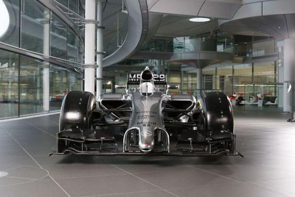 Presentata la nuova McLaren MP4-29
