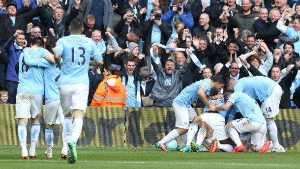Manchester City, champion au bout de la saison