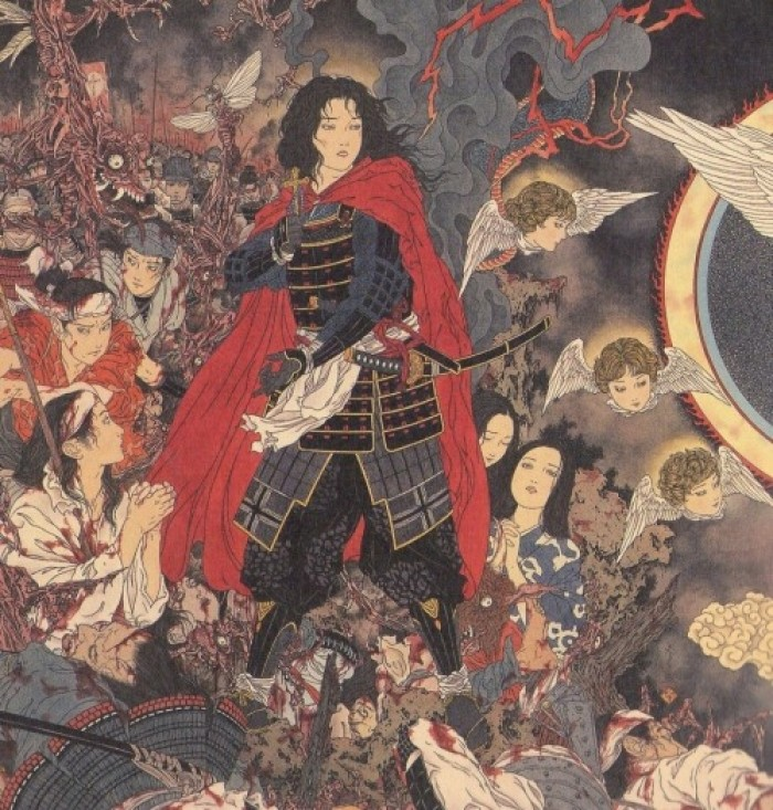 """Shiro Amakusa: el """"Juana de Arco"""" japonés y la Rebelión de Shimabara"""