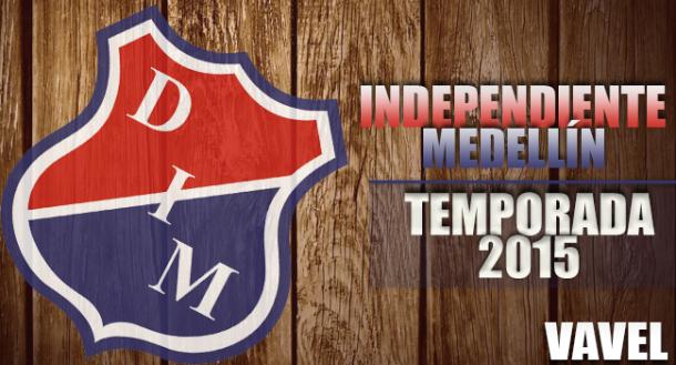 Guía VAVEL Liga Águila 2015-I : Independiente Medellín