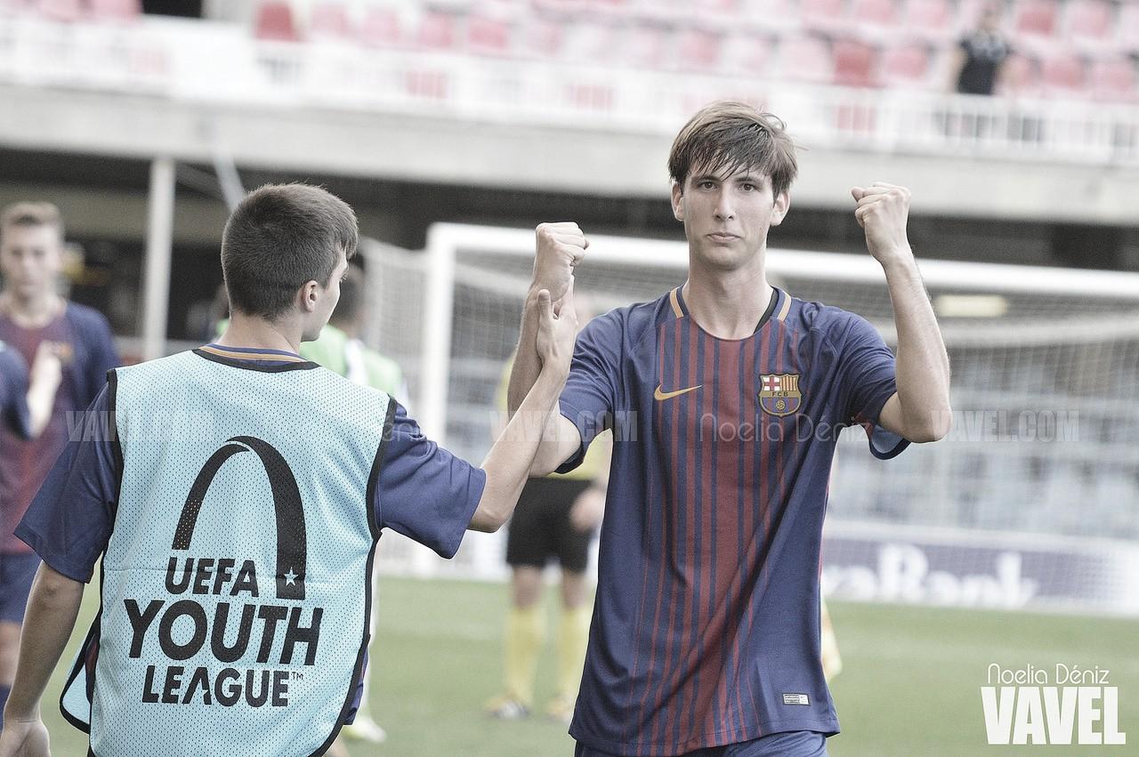 Arnau Tenas y Miranda, en el once ideal del Europeo Sub-19