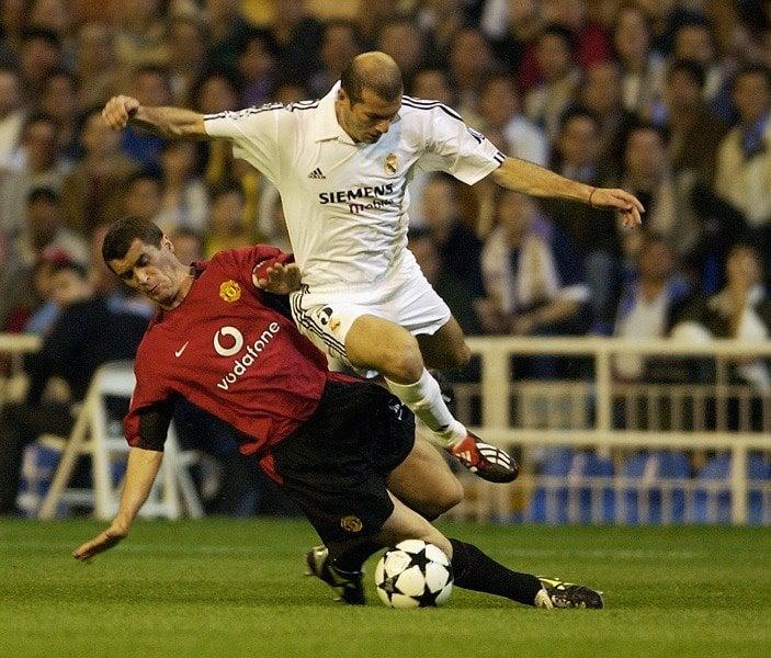 Serial Real Madrid - Manchester United: 2002/03, el Madrid de Zidane y Makélélé barre al Manchester United