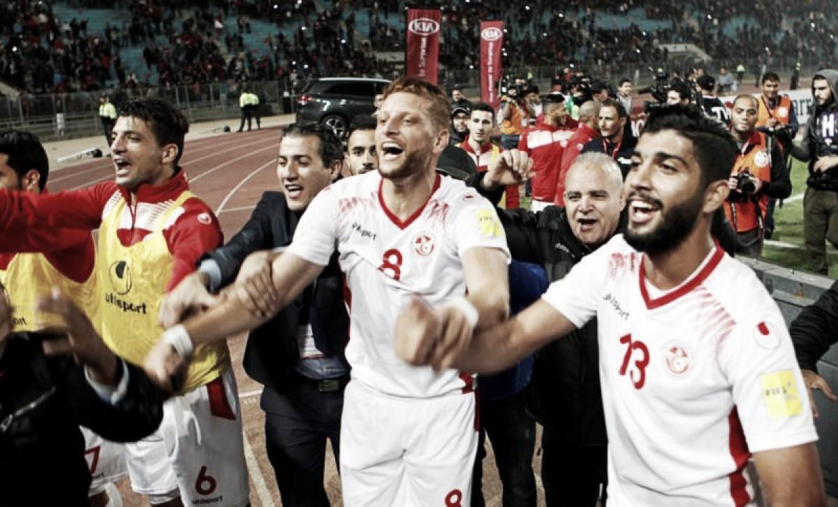 Camino a Rusia de Túnez 2018: un sólido camino