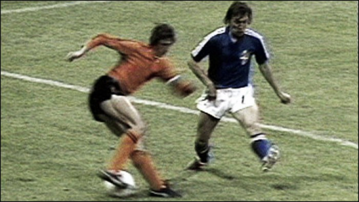 Remembering Johan Cruyff: The Cruyff Turn