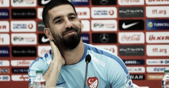 Arda Turan apologises to fans for a disappointing Turkish performance