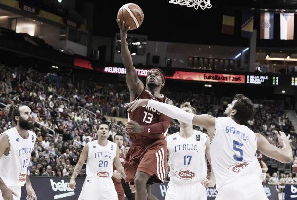 EuroBasket, la difesa condanna gli azzurri