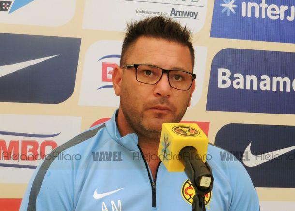 """Mohamed: """"Somos los favoritos porque venimos haciendo un mejor torneo que Pumas"""""""