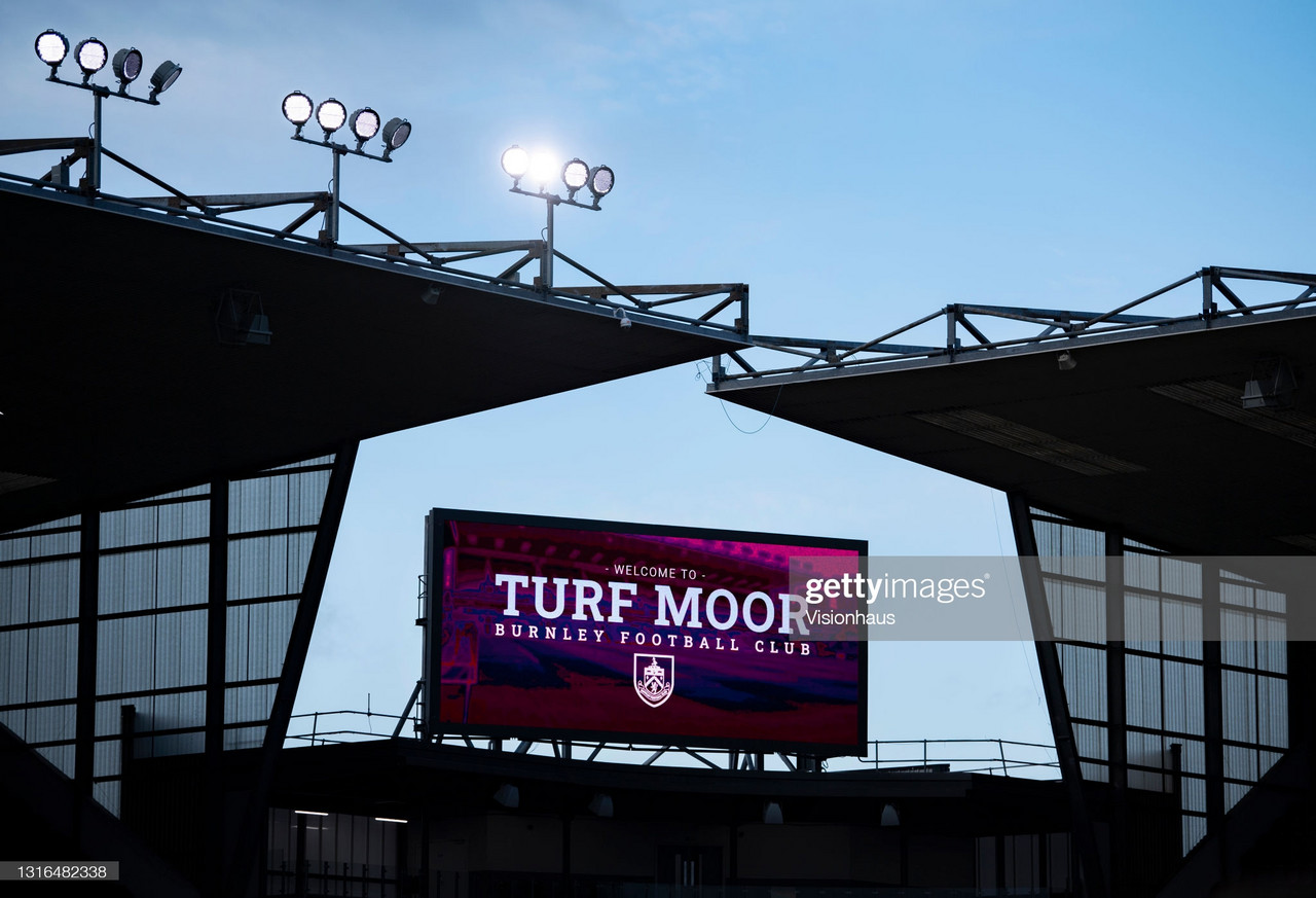 Burnley fans given free entry to Liverpool tie