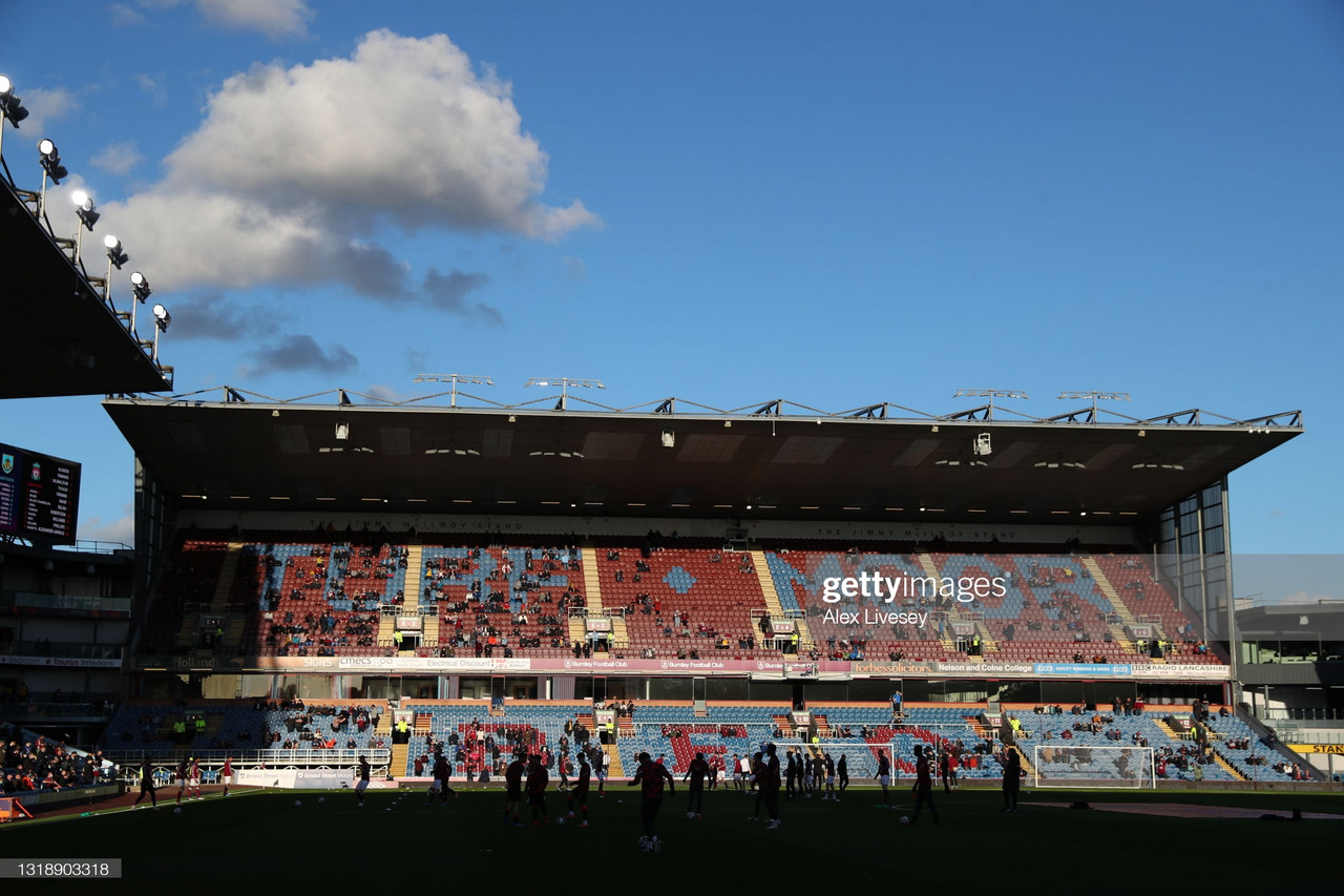 Burnley ready to splash the cash on defensive reinforcements