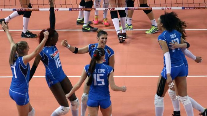 L'Italvolley femminile tiene viva la speranza olimpica: Turchia battuta al tie-break