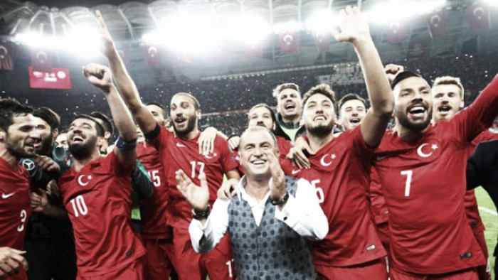 What can Turkey expect from their Group D opponents?