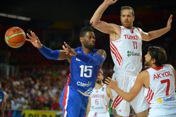 FIBA World Cup: Turkey Thumps Dominican Republic 77-64
