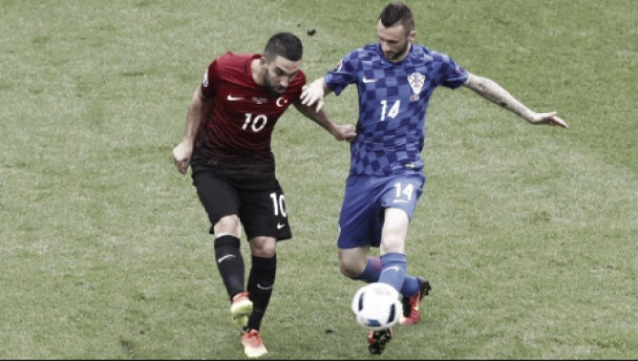 Euro 2016: Turkey's player ratings in 0-1 loss to Croatia