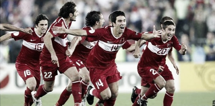 How have Turkey done in past European Championships?