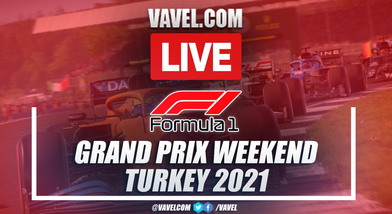 Highlights: Formula 1 Turkish GP 2021